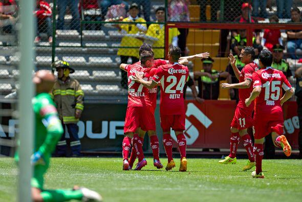 La fecha nos dejó un total de 22 goles, tercera jornada en lo que va del...