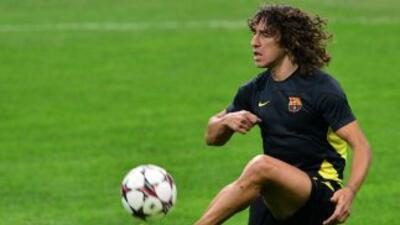El capitán del Barcelona parece optimista rumbo al duelo contra el Real...