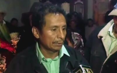 Sobreviviente del deslave en Guatemala narra cómo pudo salvarse de morir...