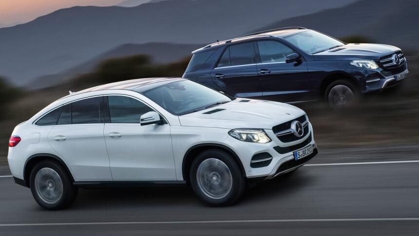 Estos autos alemanes son hechos en EEUU Mercedes-Benz-GLE_Coupe-2016-128...