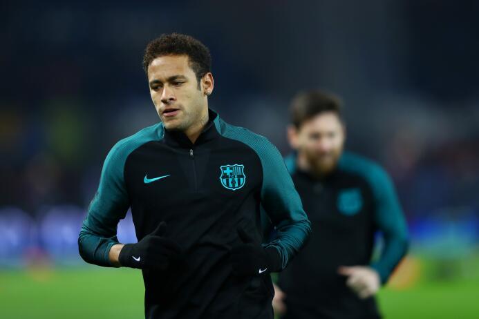 Aunque nunca hubo una confirmación a los medios, se dice que Neymar Jr....
