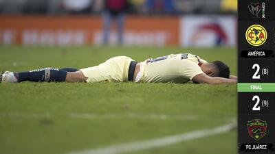 ¡Bravísimos! Juárez elimina al América de la Copa MX en penales