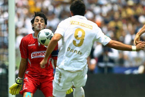 Esa misma campaña, en el Clausura 2011, se volvieron a enfrentar,...
