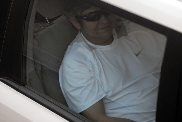 """Díaz dijo que Zamora """"está en condiciones de irse a su domicilio, pero t..."""