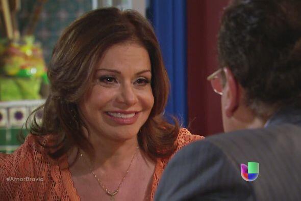Amanda acepta casarse con Oswaldo, después todo lo que él ha hecho es cl...