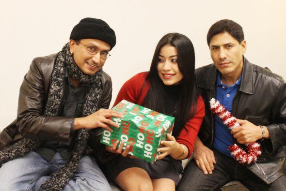 """""""Aprovechó para enviar mis mejores deseos navideños y de año nuevo a tod..."""