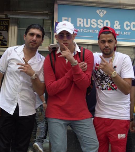 moda reggaetonros