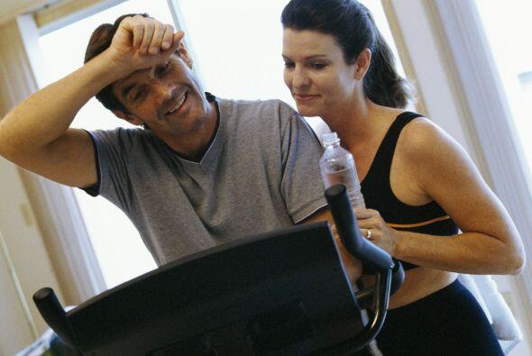 Si tienes el hábito de hacer ejercicio llegarás mucho menos estresado a...