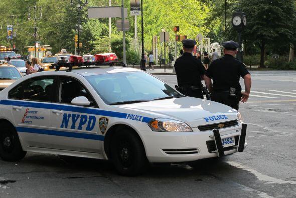 La ciudad se está blindando ante la posibilidad de un ataque terrorista,
