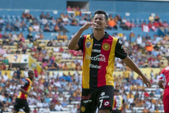 Andrés Ríos, los Leones Negros apostaron por el argentino para ser el go...