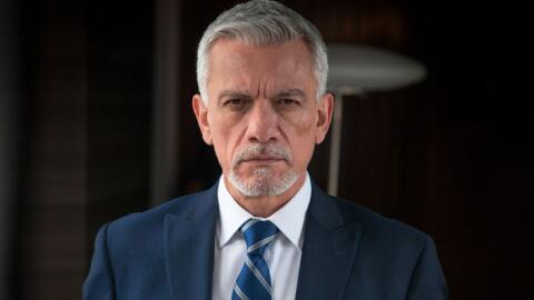 Juan Carlos Barreto es 'Mario Bárcenas'.