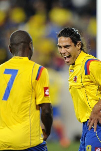El equipo colombiano ya ganó una Copa América y si bien no ha estado en...