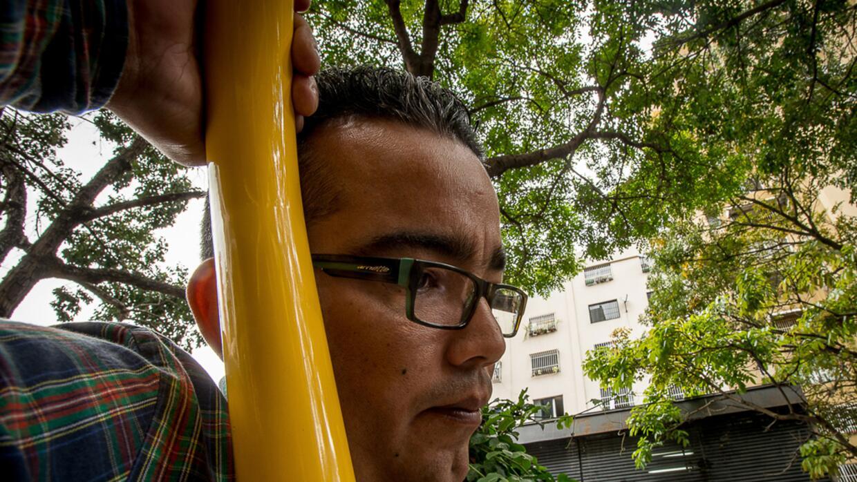 Inti Rodríguez protagonizó unos de los tres secuestros que ocurrieron du...