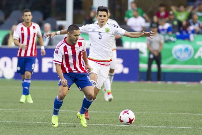 Las calificaciones del 'Tri' contra Paraguay en la prueba previo Copa Or...