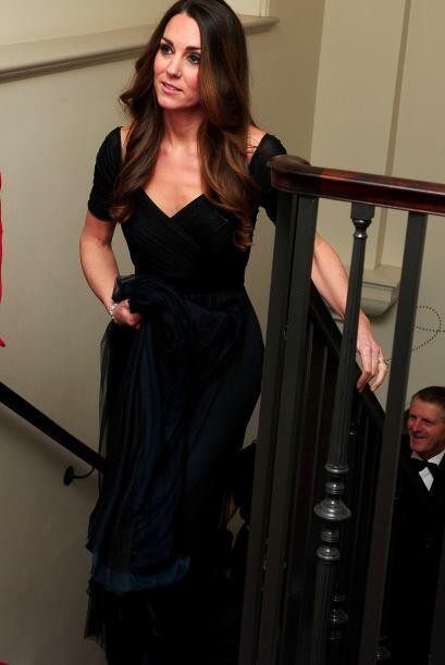 La Duquesa de Cambridge se ha caracterizado por la elegancia.