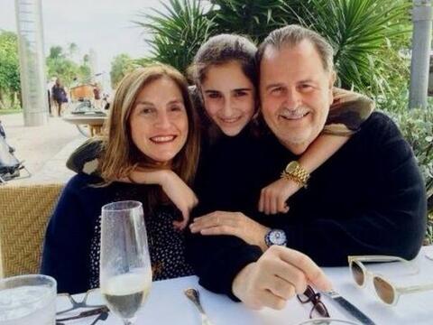 Raúl de Molina, Lili Estefan, Jennifer Lopez, Angelique Boyer y m...