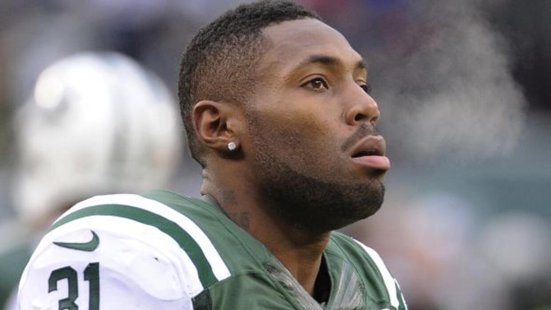Antonio Cromartie fue cortado por los Jets (AP-NFL).
