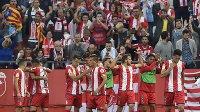 Girona visita por primera vez el Santiago Bernabéu y quiere seguir sorprendiendo