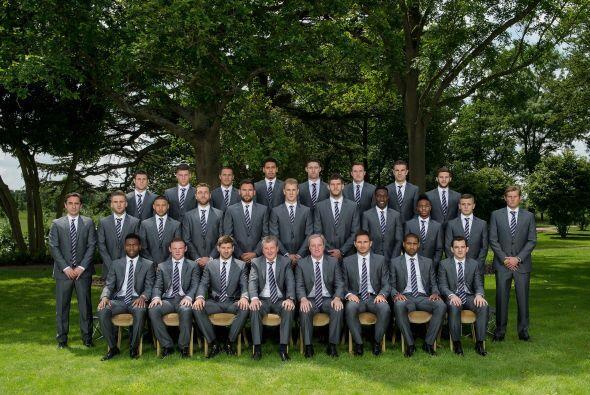 """Inglaterra está ubicado en el Grupo D, al que muchos han llamado """"el de..."""