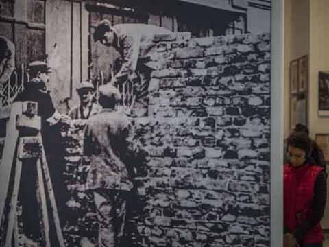Hoy 27 de enero se conmemoran 70 años liberación de Auschw...