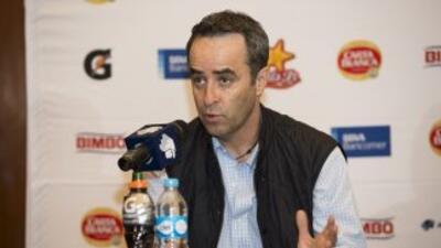 El Presidente Deportivo de los Rayados Monterrey negó que el club ya est...