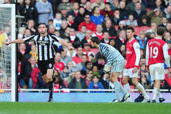 Pero no contaban con el olfato goleador del atacante Carrol.