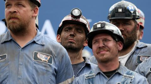 Desde hace más de una década, el empleo en el sector minero estadouniden...