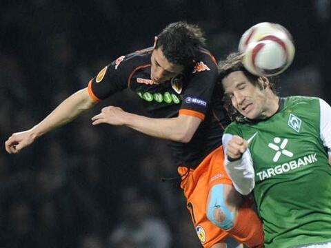 La Liga Europa continuó su camino rumbo a Cuartos de Final. Valen...