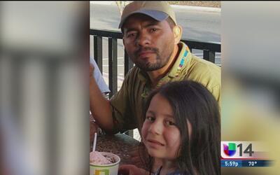Padre se ahoga salvando la vida de su hija
