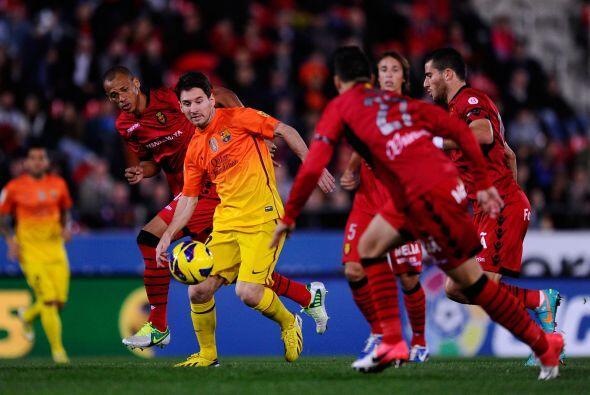 El Barcelona dejó atrás la derrota a media semana en la Ch...