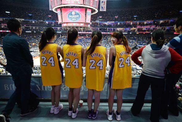 4. Kobe Bryant, Lakers