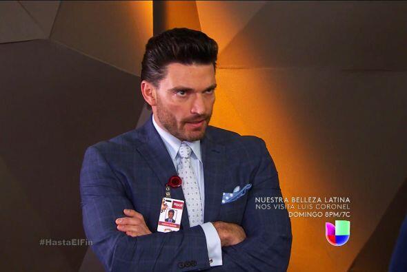 No sabes la que te espera Patricio, Sofía pondrá el grito...