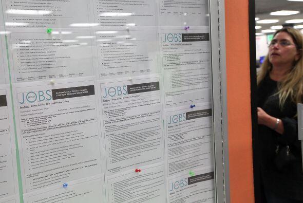 RHODE ISLAND- Con un porcentaje de 10.9% de desempleo, esta zona también...