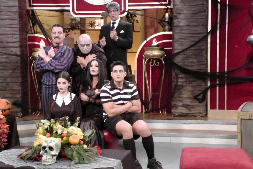 Halloween 2012 Despierta América