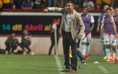 Ignacio Ambriz llevó a Necaxa al título de la Copa MX.