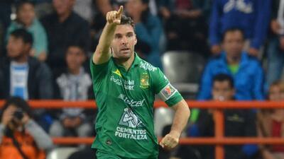Estadísticas de Mauro Boselli, un goleador que será difícil de reemplazar en León