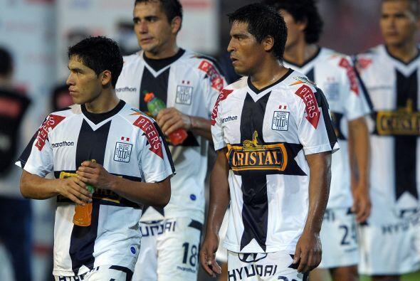 En Perú la maldición le cayó al Alianza Lima, cortesía de Mario Gonzales...