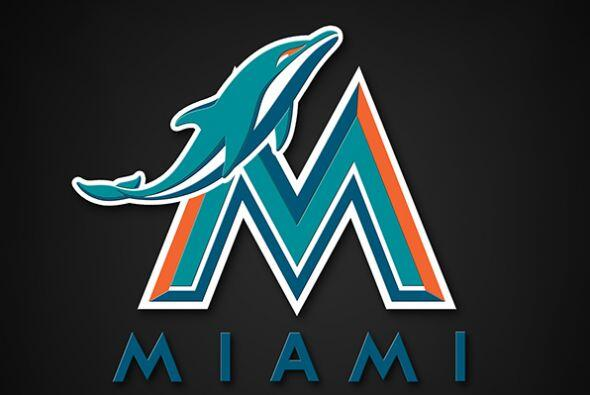 Miami Dolphins con Miami Marlins.