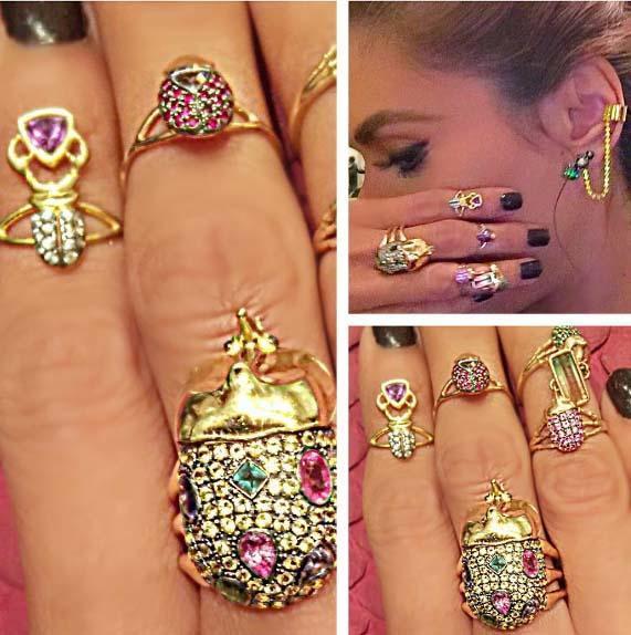 Galilea Montijo accesorios