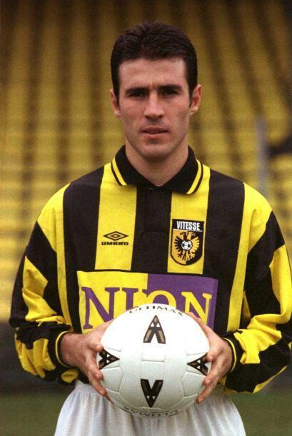 En 1996 Joaquín del Olmo también probó las mieles de jugar en el extranj...