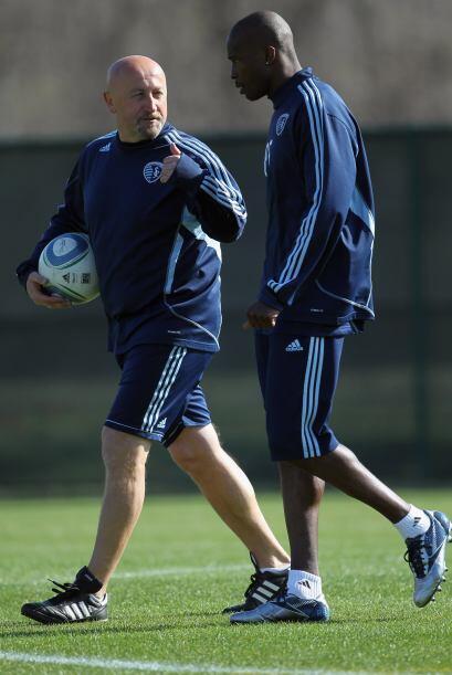 Savic es el auxiliar técnico del club y le explicó algunos detalles.