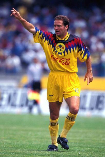 En el Invierno 1996, Luis García también puso su nombre en...