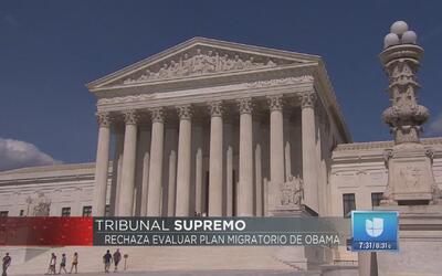 La Corte Suprema le da la estocada final a DACA y DAPA