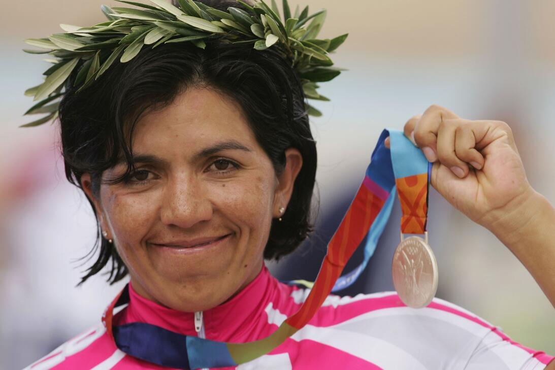 Belem Guerrero Méndez: la ciclista llenó de orgullo a todo el pueblo mex...