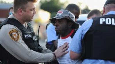 Cuatro de cada diez afroamericanos confían en los policías según la más...