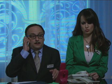 El jefe llamó a Cipriano para avisarle que su mamá se hosp...