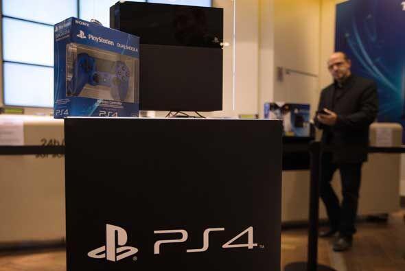 Sony lanzó al mercado la cuarta generación de su consola de videojuegos...