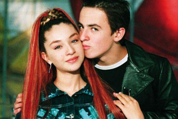 Posteriormente, la producción de la telenovela cambió a Belinda por Dani...