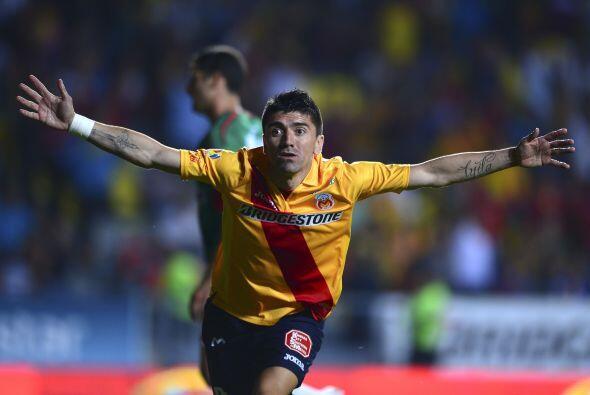 El principal problema de Morelia son los goles pues desde la fecha 13 an...