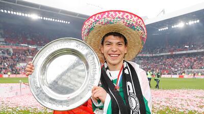 En fotos: Mexicanos campeones con el PSV Eindhoven